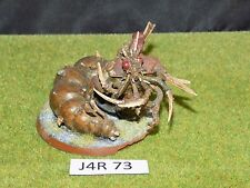 Warhammer 40k Chaos Daemon BEAST of NURGLE pro - painted (J4R 73)