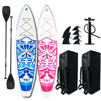 10'6''  Paddle board Inflatable Stand Up Paddle Board SUP w/Complete accessories