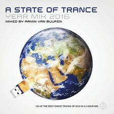 Armin van Buuren - State Of Trance Year Mix 16 [New CD] Holland - Import