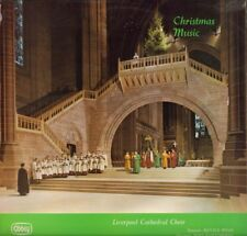 Liverpool Cathedral(Vinyl LP)Christmas Music-Abbey-LPB 661-UK-1969-Ex/NM