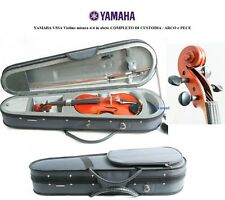 YAMAHA V5SA Violino misura 4/4 in abete KIT CON CUSTODIA ARCO e PECE