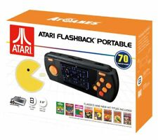 Atari Flashback Portable Ultimate Game Player 70 Games Built-in SD Card Slot New