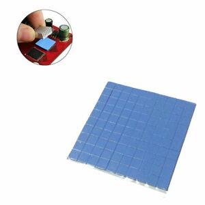Grease Paste Cooling Silicone Pad Thermal Pad Heatsink Conductive Silicone
