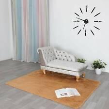 Fluffy Rugs Anti-Slip SHAGGY RUG Soft Carpet Mat Living Room Floor Home Decor UK