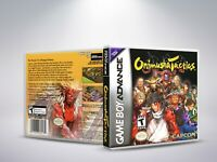 Onimusha Tactics - GBA - Replacement Cover / Case (NO Game) - PAL/US