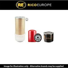 Case Cx15 Filtro Kit di Servizio Olio Carburante Aria Perkins Motore