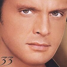33 by Luis Miguel (CD, Sep-2003, Warner Music Latina)