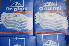 Discos de freno original atrás Ford Mondeo año de construcción 10//2000-2//2007 mk3 1676983