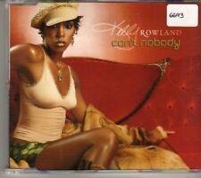 (BX784) Kelly Rowland, Can't Nobody - DJ CD