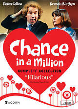Chance in a Million: Complete Collection (DVD, 2013, 3-Disc) SIMON CALLOW BRENDA