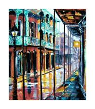 Royal Street in New Orleans DIGITAL Counted Cross Stitch Pattern Chart