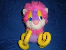 Mattel Vintage Plush Pet Hooks LeRoy Lion
