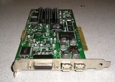 Matrox RT2500/KIT/N 7025-02 63039620179 PCI Video Editing Capture Card