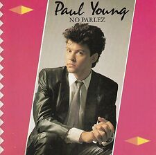 PAUL YOUNG No Parlez CD - Pre Barcode
