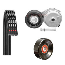 Dayco Serpentine Belt Drive Component Kit - 1996-2000 Chevrolet Tahoe 5.7L an