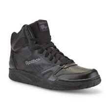 35bb91508e4 New Mens Reebok Royal BB4500 Extra Wide Black High-Top Leather Basketball  Shoe