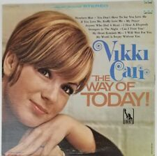Vikki Carr Way Of Today LP LST 7456