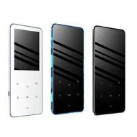 Bluetooth Lecteur Music Player MP4 Player Portable 2.4 inch Touch Keys!