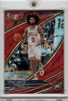 2019-20 PANINI SELECT T-MALL COBY WHITE RED WAVE CHINA PRIZM COURTSIDE RC TMALL