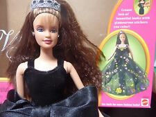 Muy Terciopelo Teresa muñeca Barbie de 1998 Con Caja
