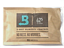 Boveda 62-Percentage RH Individually Wrapped 2-Way Humidity Control Pack 67gm