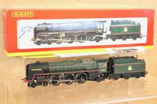 Hornby r2387 BR 4-6-2 Britannia Class Loco 70018 Ondear Holandés En Caja PY