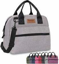Lunch Bag Insulated Lunch Box for Women Men,Reusable Lunch Bag with Adjustable