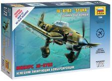 Zvezda 1/72 Ju-87b2 Stuka German Dive Bomber # 7306