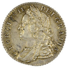 More details for george ii 1758 shilling extremely fine