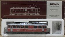 HOm Bemo 1268 RhB ABe 4/4 #30 Ferrovia retica/Rhatische Bahn 6-pin DCC Ready MIB