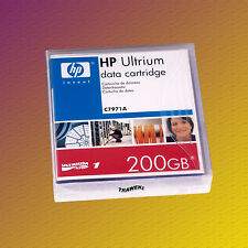 HP LTO 1, C7971A, 100/200 GB, Datenkassette Data Cartridge, NEU & OVP