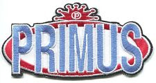 "PRIMUS crown EMBROIDERED IRON-ON PATCH 4.5"" **Free Shipping** P-2910 pork soda"