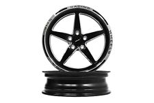2x Vms V Star Racing Rim Wheel Polished Lip 18x5 5x115 30 Et For 06 21 Dodge