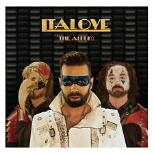 Italove ‎– The Album CD 2017 Italo Disco feat Ken Laszlo, Fred Ventura, TQ