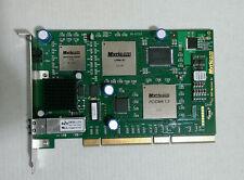 Myricom 2GB PCI Fiber NIC M3F-PCI64B-2 (lanai 9)