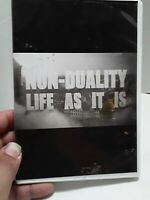 Non Duality Life As It Is DVD Free Shipping