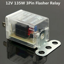 12V 135W 3Pin Car Turn Light Flasher Relay Blinker LED Signal Rate Control Relay
