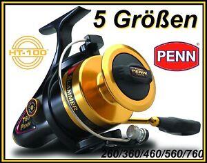 PENN Slammer 260 360 460 560 760 Vollmetall Salzwasserrolle Zalt Reel NEW OVP