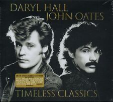 DARYL HALL & JOHN OATES - Timeless Classics - CD Album *NEW & SEALED* *Best Of*