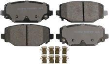 ProSolution Ceramic Brake Pads fits 2012-2014 Volkswagen Routan  MONROE PREMIUM