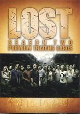 Inkworks Lost Season 2 Complete 90 Card Base Set