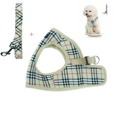 Pet Control Harness and leash set for Dog Soft Mesh Walk Safety Strap Vest