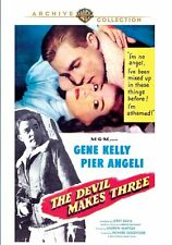 DEVIL MAKES THREE - (1952 Gene Kelly) Region Free DVD - Sealed