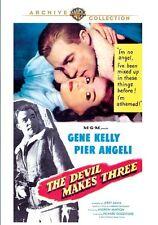 DEVIL MAKES THREE - (1952 Gene Kelly) Region Free DVD - Sealed