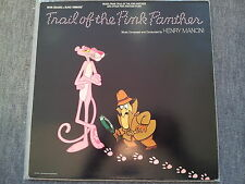 Henry Mancini - Trail of the Pink Panther LP