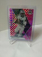 EZEKIEL ELLIOTT 2020 PANINI MOSAIC FOOTBALL PINK MOASIC PRIZM #60 SP COWBOYS
