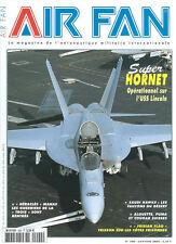 AIR FAN 290 SWISS AF HELOS / RSAF SAUDI HAWKS / USN McD F/A-18E CVN-72 / NATO FR