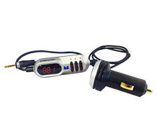 Monster Cable RadioPlay 300 FM Transmitter for iPod, iPhone, Smartphone(Android)