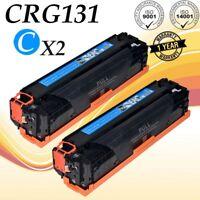 2PK CRG131 CYAN Toner For Canon LBP-7100CN 7110CW MF8280 MF8230CN MF8280CW