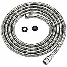 Purelux Shower Head Hose 118 Inches (10 Feet) Extra Long Universal Replacement,